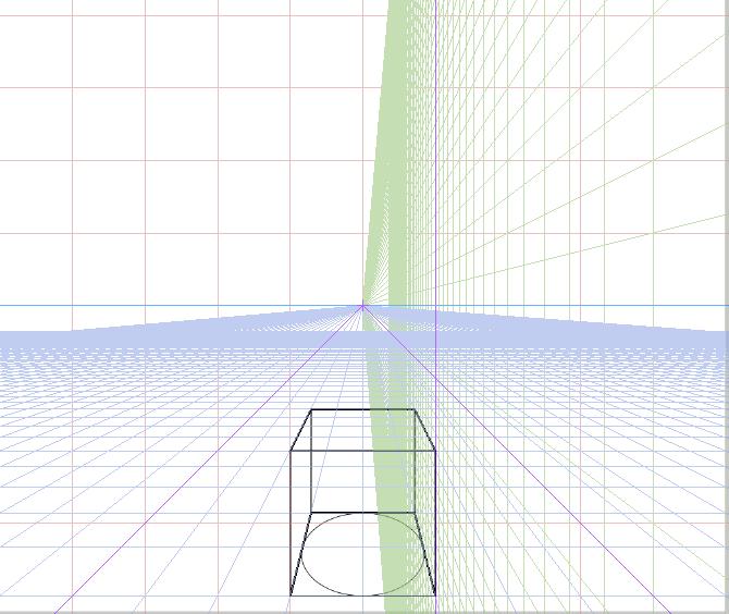 正楕円と台形2