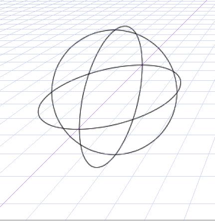 球体とパース6