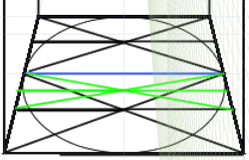 正楕円と台形5