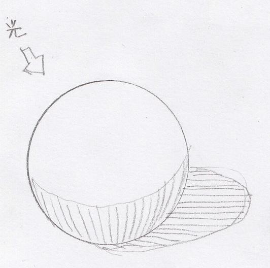 球の描き方1