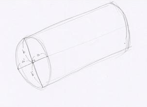 円筒の描き方