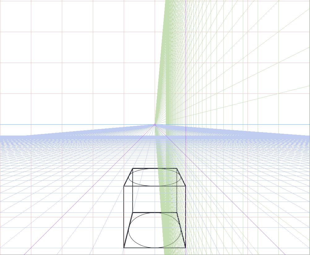 正楕円と台形3