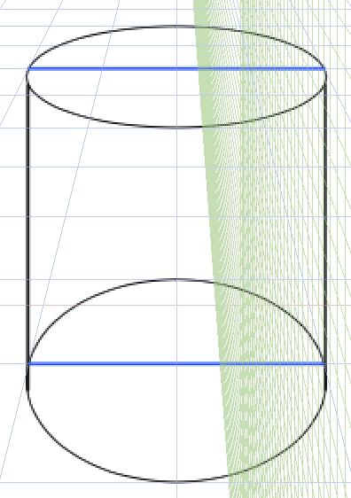 正楕円と台形7