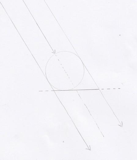 球体の陰影の描き方2