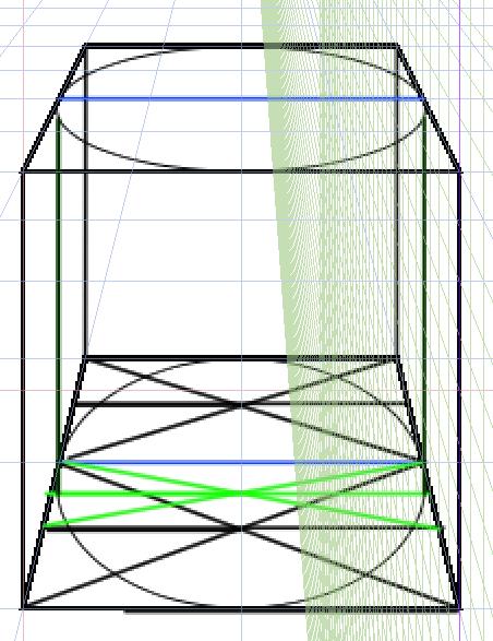 正楕円と台形6