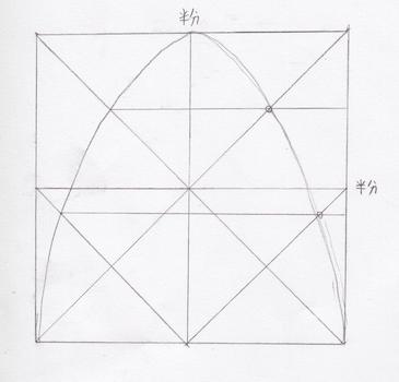 反転描画の方法8