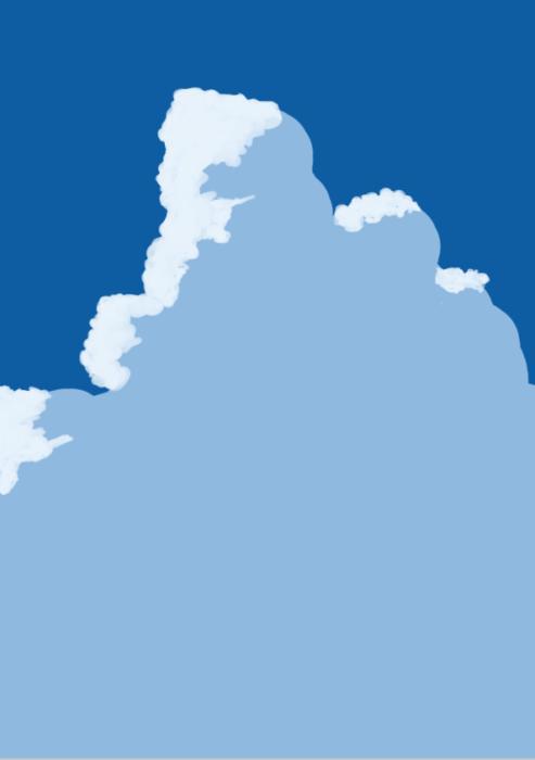 雲の描き方13