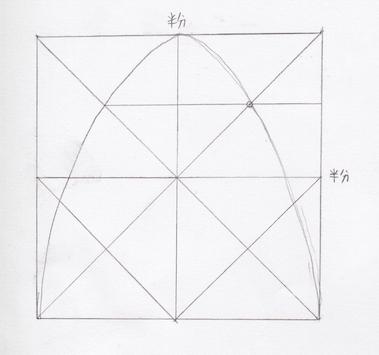 反転描画の方法7