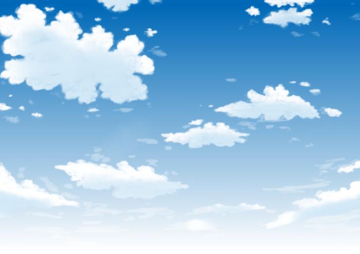雲の基礎の描き方6
