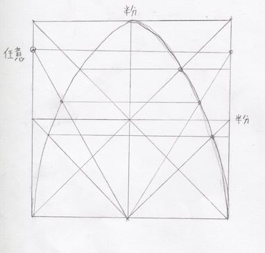 反転描画の方法12