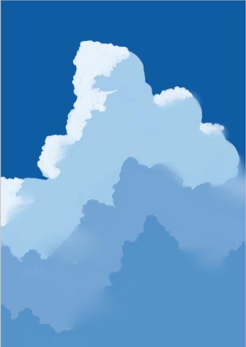 雲の描き方21