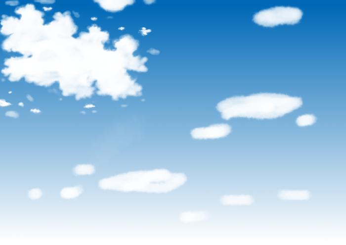 雲の基礎の描き方4