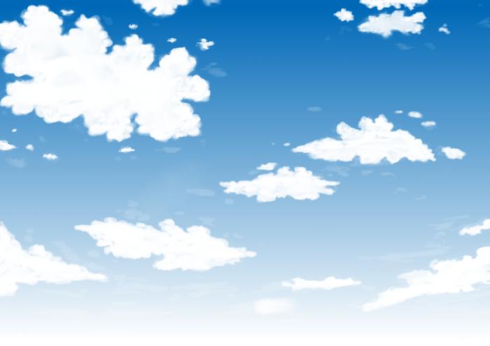 雲の基礎の描き方5