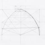 二次元曲線の反転描画について