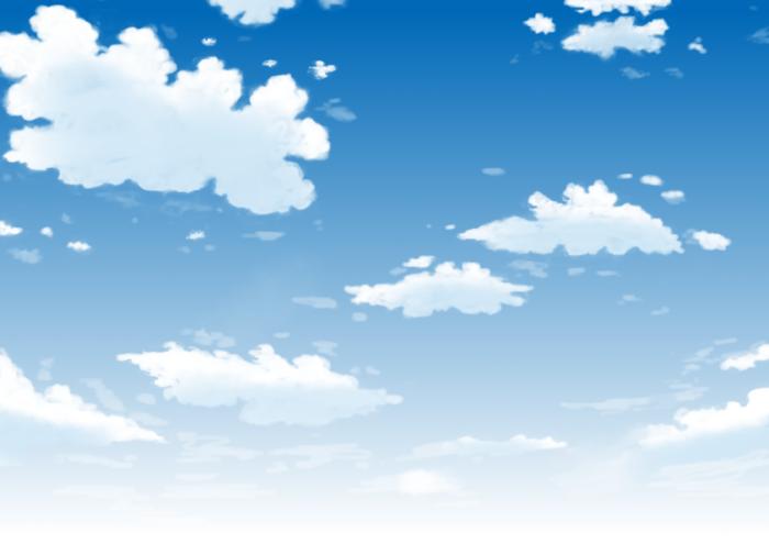 基本的な雲完成2