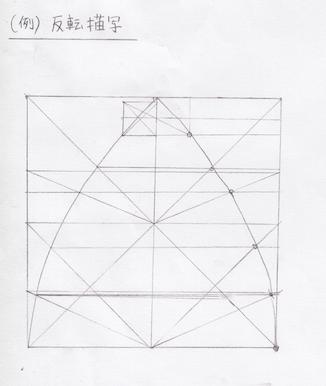 反転描画の方法17