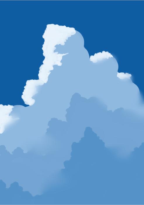 雲の描き方20