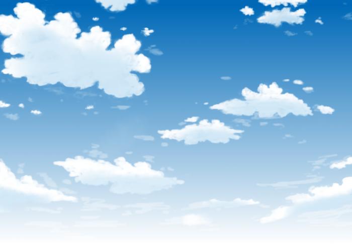 雲の基礎完成
