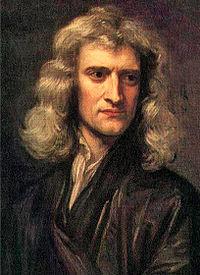 ニュートンと色彩学