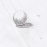 球体の陰影の付け方