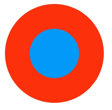 赤色の膨張性