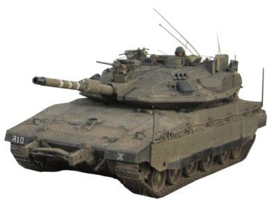 戦車のイラスト