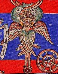 智天使の絵、ケルビムの絵