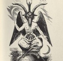 代表的な悪魔のイラスト