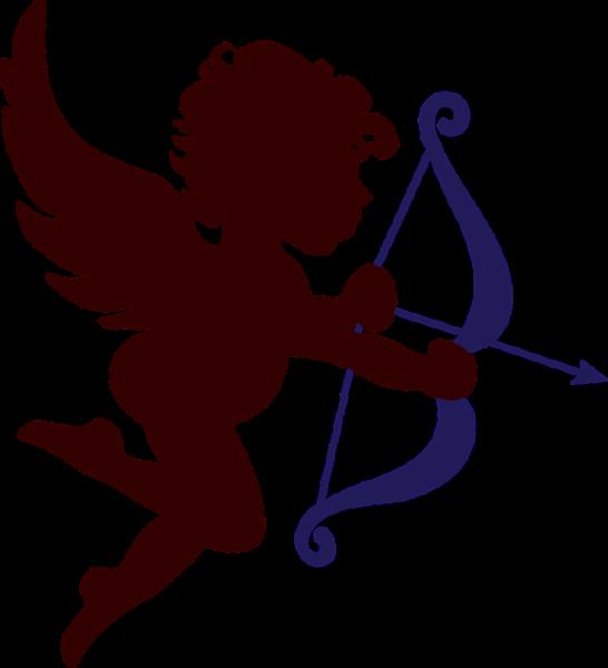 キューピットの弓のイメージ