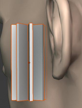 耳珠の角度