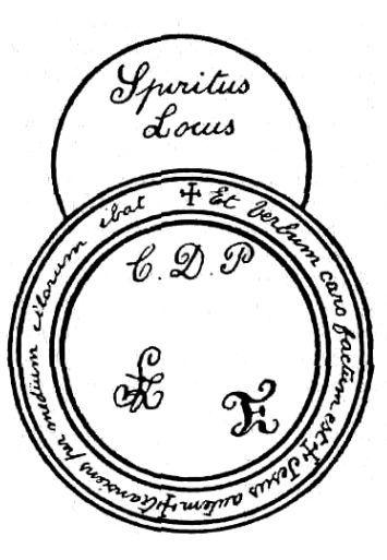 ホノリウスの悪魔の魔法円