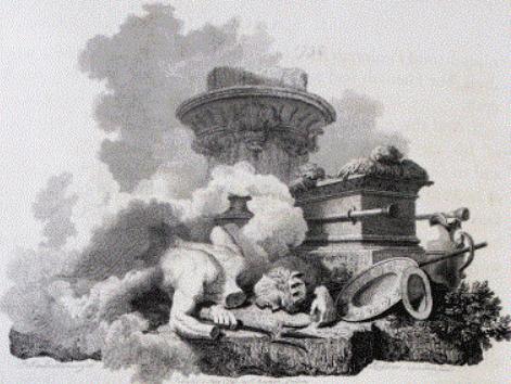 ダゴンの像の破壊